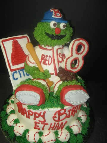 Cake by Party Favors
